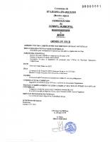 1. Ordre du jour du 3 avril 2018