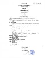 3. Ordre du jour du 22 mai 2018