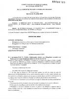 5. CR et PV du 10 juillet 2020