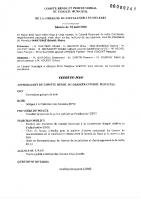 7. CR et PV du 13 août 2020