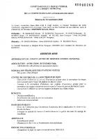 8. CR et PV du 12 novembre 2020