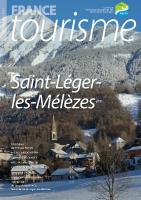 FRANCE TOURISME mai 2021 St-Léger-Les-Mélèzes