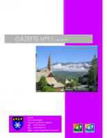 Gazette n°11 juin 2013