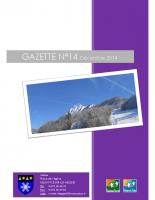 Gazette n°14 décembre 2014