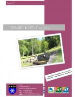 Gazette n°17 juin 2016 – 1