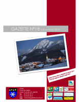 Gazette n°18 décembre 2016